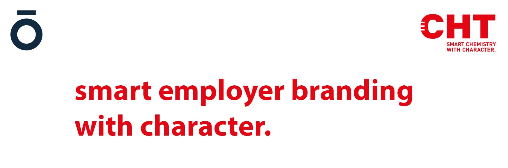Internationales Employer Branding für CHT